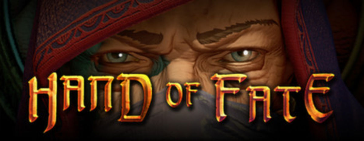 Headline for Hand of Fate Reviews