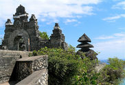 Pura Luhur or Uluwatu Temple