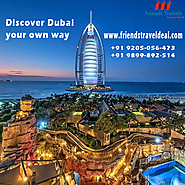 Website at http://friendstraveldeal.com/Dubai.htm