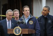 Cuomo Cites Broad Reach of Hurricane Sandy in Aid Appeal