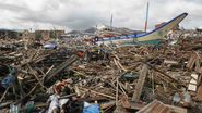 Should the Philippines bill developed nations for the damage from Typhoon Haiyan?