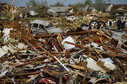 Tornado rescue efforts wind down in Oklahoma