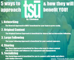 How to Tsu #TSUvolution