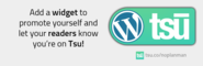 Wordpress Tsu Widget
