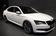 Skoda Superb coming to India in 2016