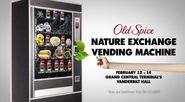 "Nature-Swapping Vending Machines : ""vending machine campaign"""