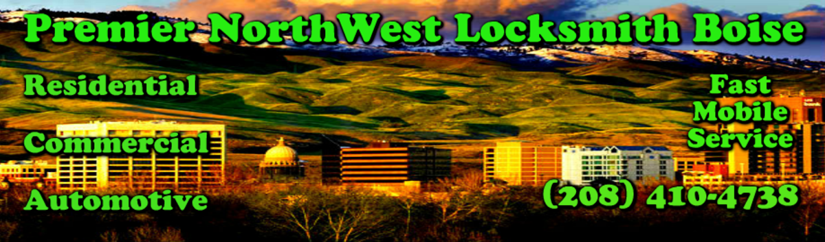 Headline for Premier NorthWest Locksmith Boise