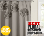 Top-Rated or Best Floral Shower Curtains * Curtain It!