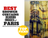 Find the Best Shower Curtains for Paris Lovers * Curtain It!