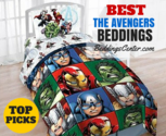 "Top-Rated ""The Avengers"" Beddings - Twin and Full Bedding Sets * Beddings Center"