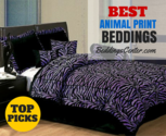 Top-Rated Animal Print Beddings for Teenage Girls * Beddings Center