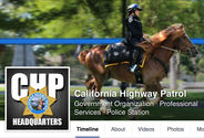California Highway Patrol Facebook