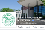 City of Edina Minnesota Social Media Use