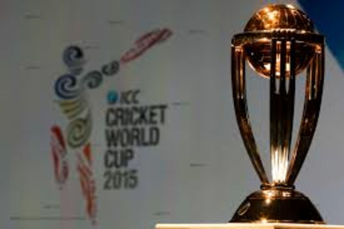 Headline for Greatest Cricket World Cup Moments