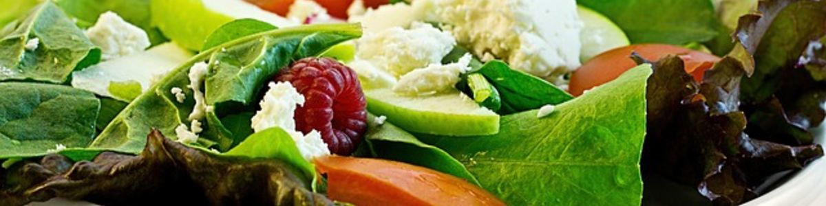 Headline for 17 Amazing Salads Recipes
