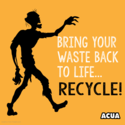Atlantic County Utilities Authority - Halloween Recycling Campaign