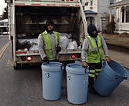 City of Staunton (Parks and Recreation) - Social Media for Citizen Engagement Refuse and Recycling Props