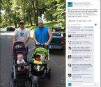 City of Staunton Parks & Recreation - July Out is In (Stroller Dudes)
