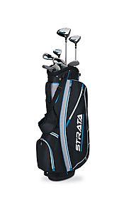 Callaway Women's Strata Complete Golf Club Set with Bag (11-Piece)