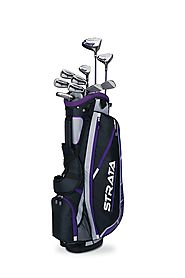 Callaway Women's Strata Plus Complete Golf Club Set with Bag (14-Piece) Review