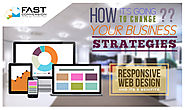 Responsive Web Design Is Going To Change Your Business Strategies