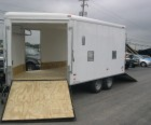 Snowmobile Trailers for Sale l Snow Trailers | trailersuperstore.com