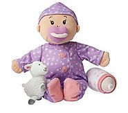 Manhattan Toy Baby Stella Sweet Dreams Soft Doll