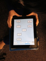Popplet Lite in 5th and Pages in 1st