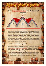 How Property Inspection Can Be Benefited
