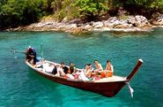 James Bond Island By Longtail Boat and Speedboat