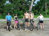 Phuket Country side half day bike tour