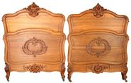 Buy Pair Antique French Twin Beds