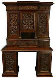 Buy Vintage French Country Desk Online in US