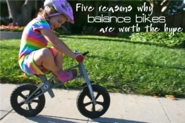 Beyond the Balance: Five Reasons Why Balance Bikes are Worth the Hype