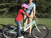 How to teach your child to ride a bike | video