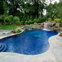 swimming pools and landscaping