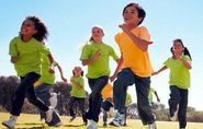Helping Schools Promote Fitness, Healthful Diets