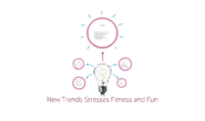 New Trends Stresses Fitness and Fun