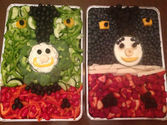 Thomas and Friends Party Tray - The Produce Mom®