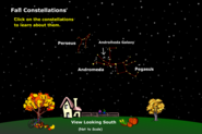 Fall Constellations