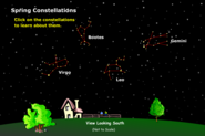 Spring Constellations