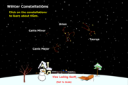 Winter Constellations