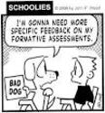 Formative versus Summative Assessments