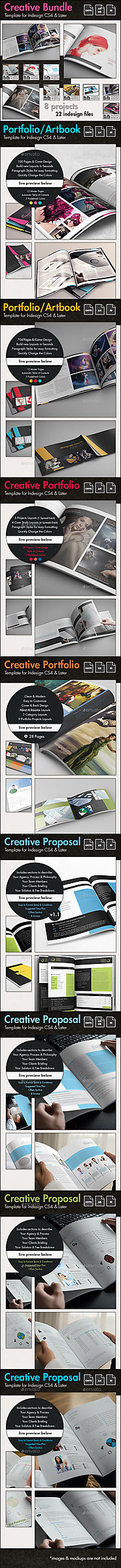 Portfolio and Proposal Bundle