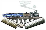 Investment in Railways for Next 5 years- Rs 8.5 lakh Crores
