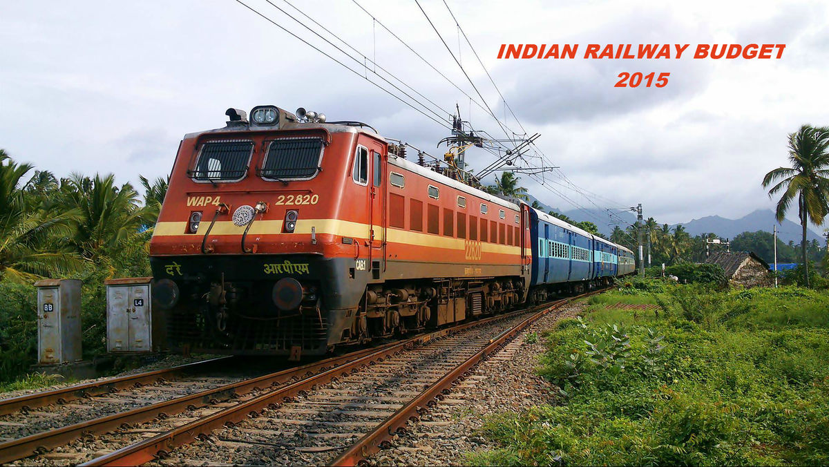 Headline for Top 10+ Reasons why Railway Budget 2015 is brilliant!