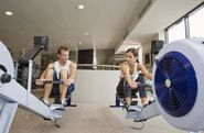 Effectiveness of Rowing Machines for Fitness