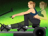 How to Row on a Rowing Machine