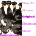 Don't Get Duped!! Learn How To Spot Fake human hair extensions