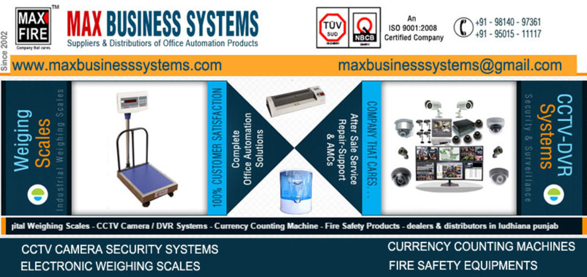Headline for MAX BUSINESS SYSTEMS